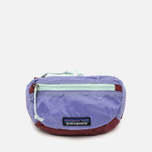Сумка на пояс Patagonia Lightweight Travel Mini 1L Ploy Purple фото- 0