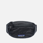 Сумка на пояс Patagonia Lightweight Travel Mini Hip 1L Black фото- 0