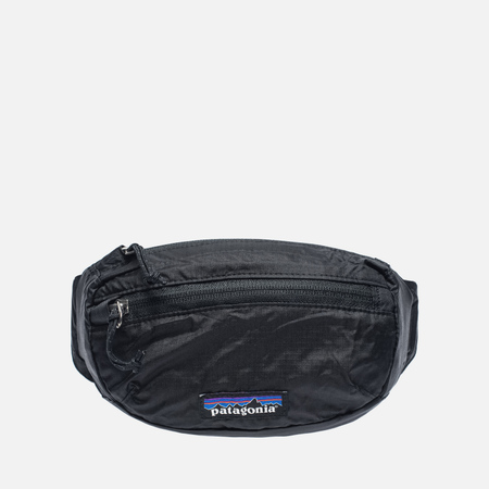 Patagonia Lightweight Travel Mini Hip Waist Bag Black