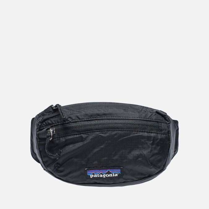 Patagonia Lightweight Travel Mini Hip Waist Bag Black
