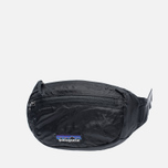Сумка на пояс Patagonia Lightweight Travel Mini Hip 1L Black фото- 1