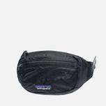Patagonia Lightweight Travel Mini Hip Waist Bag Black photo- 1