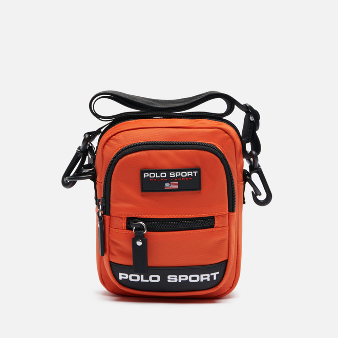 Сумка Polo Ralph Lauren Polo Sport Cross Body Orange