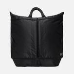 Porter-Yoshida & Co Tanker 2 Way Helmet Bag Black photo- 0