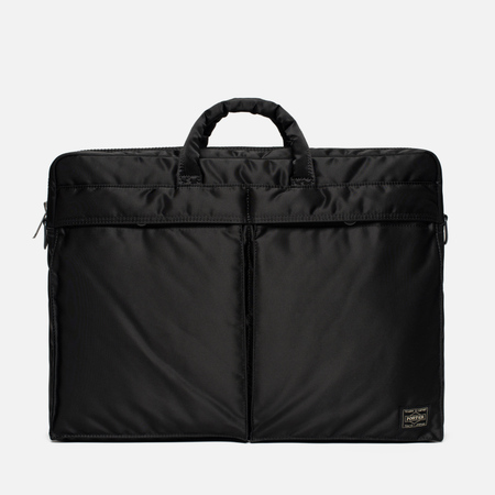 Сумка Porter-Yoshida & Co Tanker 2 Way S Black