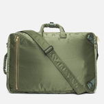 Сумка Porter-Yoshida & Co Tanker 3 Way Large Khaki фото- 3