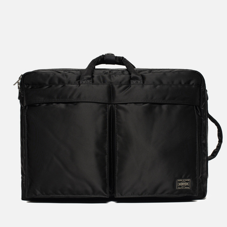 Сумка Porter-Yoshida & Co Tanker 3 Way Medium Black