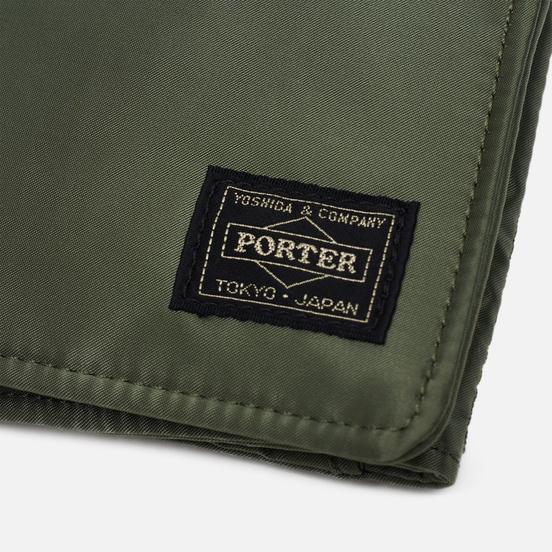 Сумка Porter-Yoshida & Co Tanker Travel Case The 35th Anniversary Sage Green