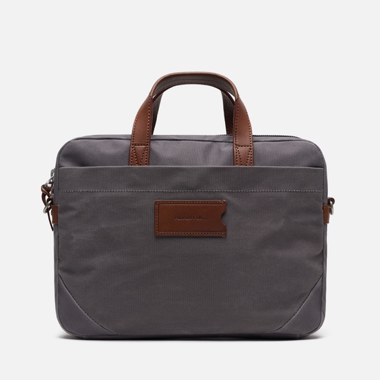 Сумка Property Of... Tommy Laptop 13 Grey/Brown