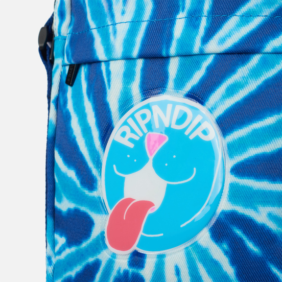 Сумка RIPNDIP Pill Shoulder Blue Dye