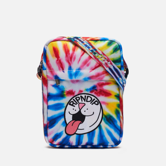 Сумка RIPNDIP Pill Shoulder Tie Dye