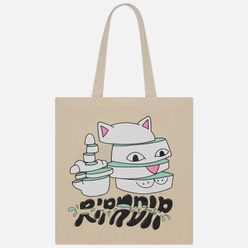 Сумка RIPNDIP Sliced Tote Natural