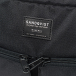 Sandqvist Henry Bag Black photo- 9