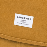 Sandqvist Izzy Waxed Bag Khaki photo- 4