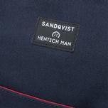 Сумка Sandqvist x Hentsch Man Natal Blue фото- 4