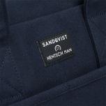 Сумка Sandqvist x Hentsch Man Salvadore Blue фото- 4