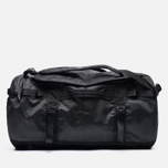 Дорожная сумка The North Face Base Camp Duffel M TNF Black Emboss/24K Gold фото- 0