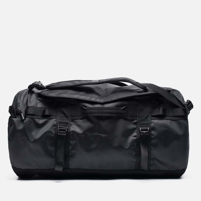 Дорожная сумка The North Face Base Camp Duffel M TNF Black Emboss/24K Gold