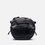 Дорожная сумка The North Face Base Camp Duffel M TNF Black Emboss/24K Gold фото- 2