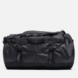 Дорожная сумка The North Face Base Camp Duffel M TNF Black Emboss/24K Gold фото- 3