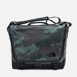 Сумка The North Face Base Camp Messenger M Camo Print/Black фото- 0
