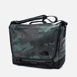 Сумка The North Face Base Camp Messenger M Camo Print/Black фото- 1