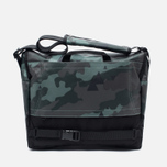 Сумка The North Face Base Camp Messenger M Camo Print/Black фото- 3