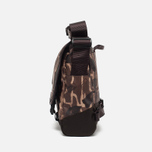 The North Face Base Camp Messenger Bag S Brunette Brown Camo photo- 2