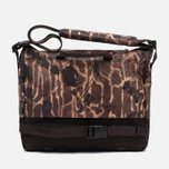 The North Face Base Camp Messenger Bag S Brunette Brown Camo photo- 3