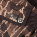 The North Face Base Camp Messenger Bag S Brunette Brown Camo photo- 5
