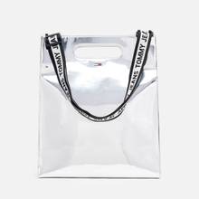 Сумка Tommy Jeans Item Tote Silver фото- 3