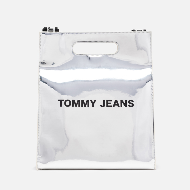 Сумка Tommy Jeans Item Tote Silver