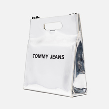 Сумка Tommy Jeans Item Tote Silver фото- 1