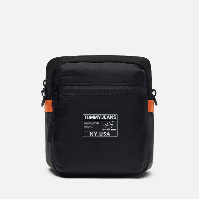 Сумка Tommy Jeans Urban Tech Mini Reporter Nylon Black