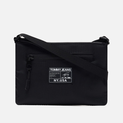 Сумка Tommy Jeans Urban Tech Sacoche Nylon Black