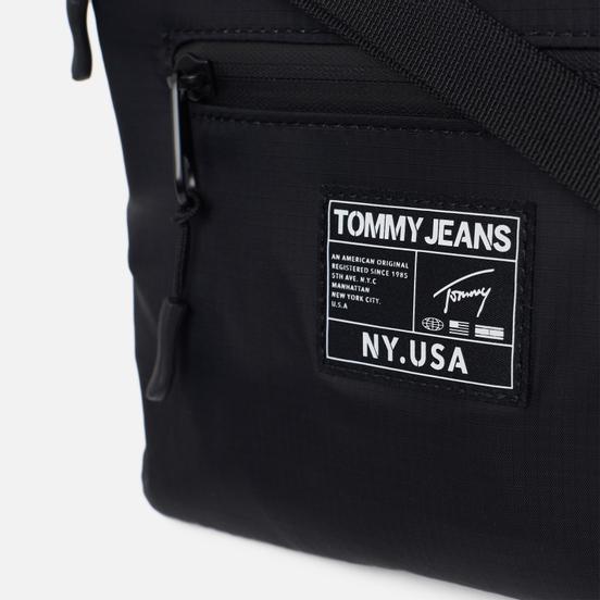 Сумка Tommy Jeans Urban Tech Sacoche Nylon Black
