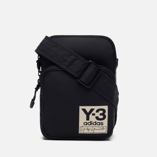 Сумка Y-3 Packable Airliner Off White/Black