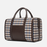 Женская сумка Aquascutum Bowling Club Check Brown фото- 1