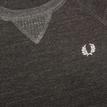 Детский свитер Fred Perry Budding Yarn Tipped Vintage Graphite Marl фото- 2