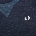 Детский свитер Fred Perry Budding Yarn Tipped Vintage Navy Marl фото- 2