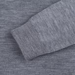 Aquascutum Rolfe Crew Neck Sweater Grey photo- 3