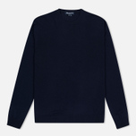Aquascutum Rolfe Crew Neck Sweater Navy photo- 0
