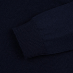 Aquascutum Rolfe Crew Neck Sweater Navy photo- 2