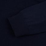 Мужской свитер Aquascutum Rolfe Crew Neck Navy фото- 2