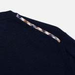 Мужской свитер Aquascutum Rolfe Crew Neck Navy фото- 3