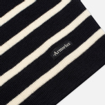 Мужской свитер Armor-Lux Fouesnant Striped Rich Navy/Nature фото- 3