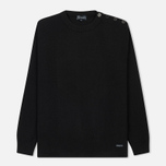 Мужской свитер Armor-Lux Fouesnant Black фото- 0