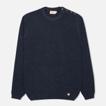 Мужской свитер Armor-Lux Sailor Chine Navy фото- 0