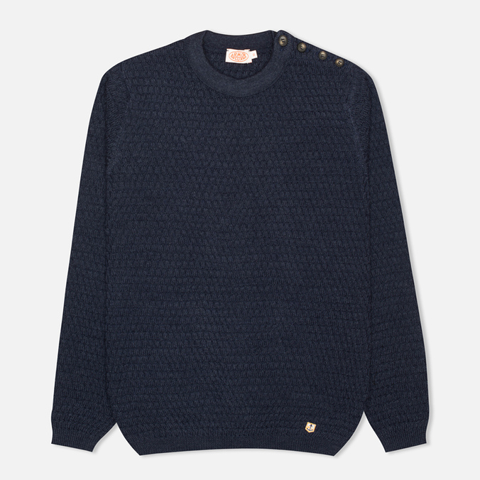 Мужской свитер Armor-Lux Sailor Chine Navy