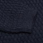 Мужской свитер Armor-Lux Sailor Turtle Neck Chicoree Navy фото- 3